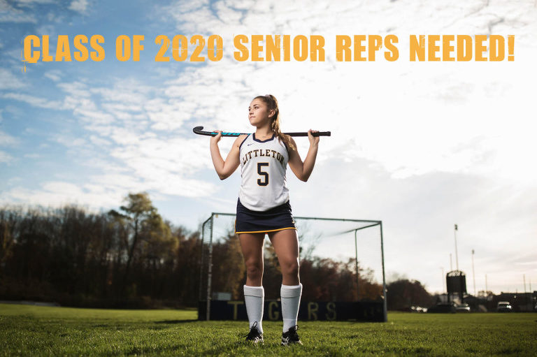 Field Hockey Senior Portrait